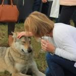 Inauguration du centre Animal behaviour à Chaumont-Gistoux