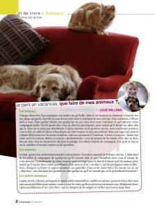 Article rédigé par Julie Willems, comportementaliste chiens à Auderghem