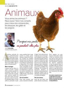 Article rédigé par Julie Willems, comportementaliste animalier sur Auderghem