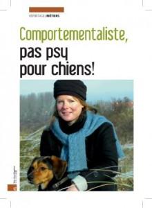 Article Reportage Métiers