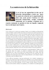 La controverse de la hiérarchie - Mars 2013 _Page_1