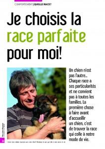 Choix de la race - Mon chien magazine  - Novembre 2009_Page_1