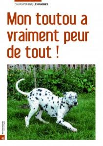 La phobie du chien - Mon chien magazine - Mars 2010_Page_1