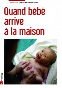L'arrivée de bébé - Mon Chien magazine - Avril 2010 _Page_1