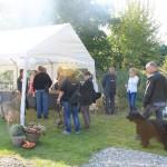 Inauguration du centre de bien-être animal - comportementaliste chiens