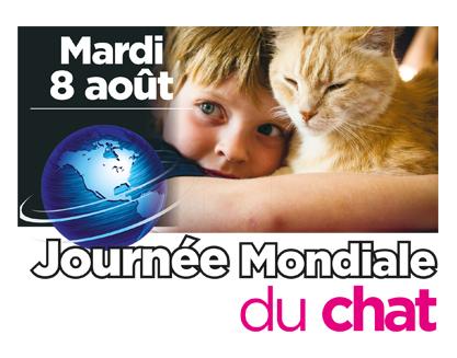journée mondiale du chat 2017