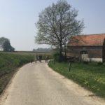 Balade sur les longues routes de campagne