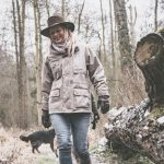La comportementaliste en forêt