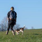 une belle promenade avec Julie Willems