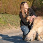 Des maîtres heureux en promenade avec Julie Willems